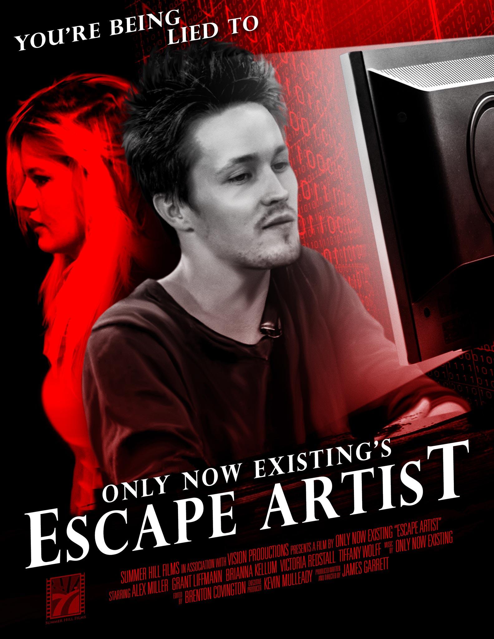 Escape Artist Poster #1