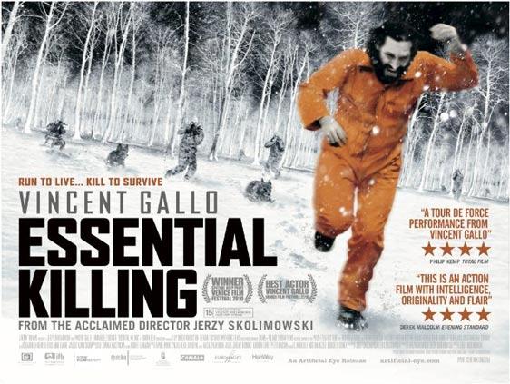 Essential Killing Poster #1