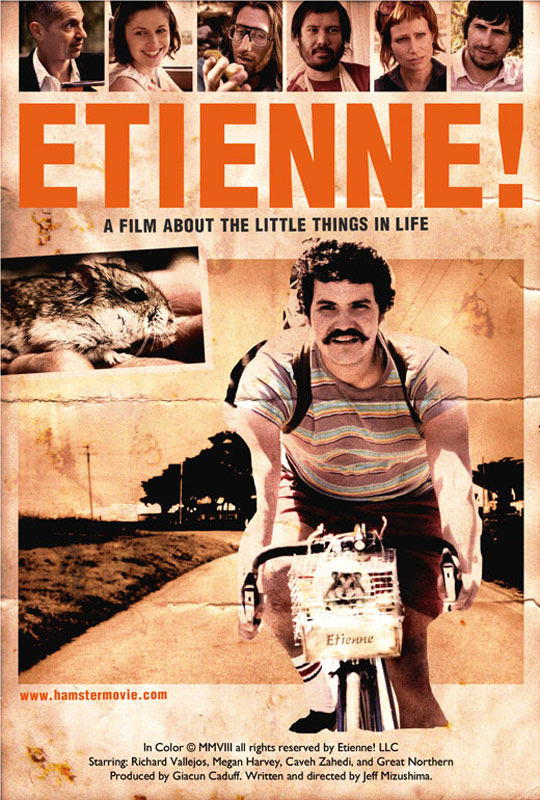 Etienne! Poster #1