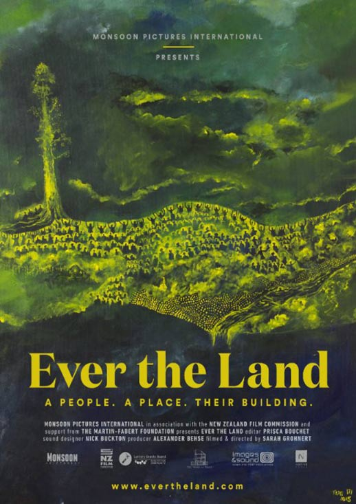 Ever the Land Poster #1