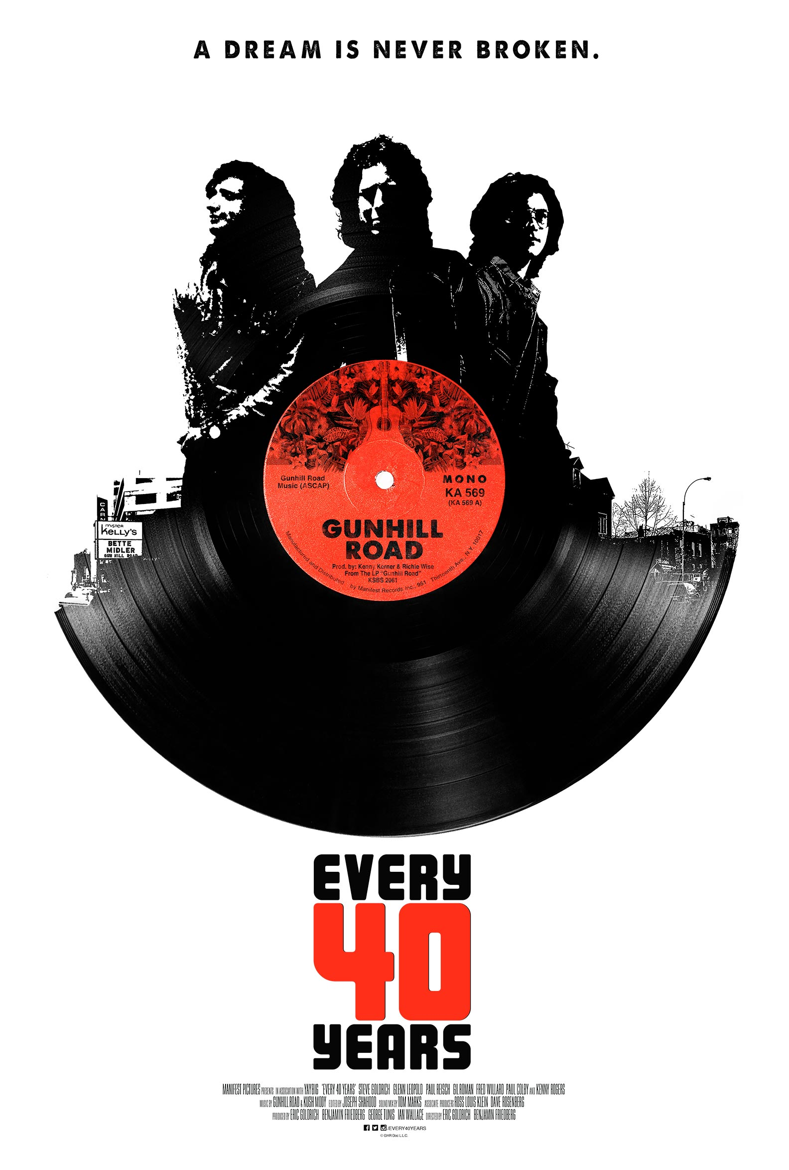 Every 40 Years Poster #1
