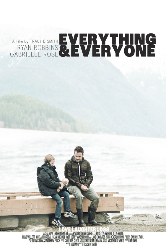 Everything and Everyone Poster #1