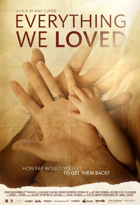 Everything We Loved Poster #1