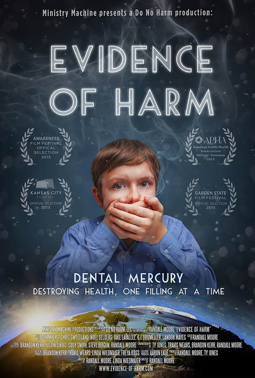 Evidence of Harm Poster #1
