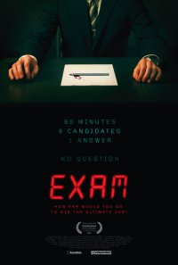 Exam Poster #1