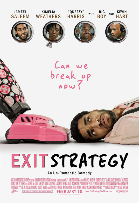 Exit Strategy Poster #1