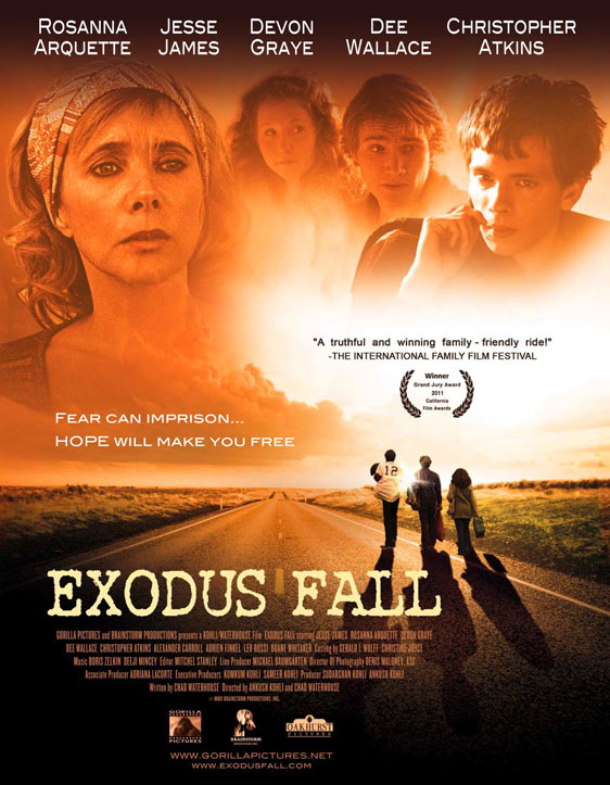 Exodus Fall Poster #1