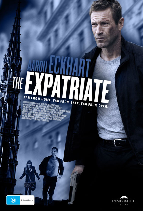 Erased (The Expatriate) Poster #3