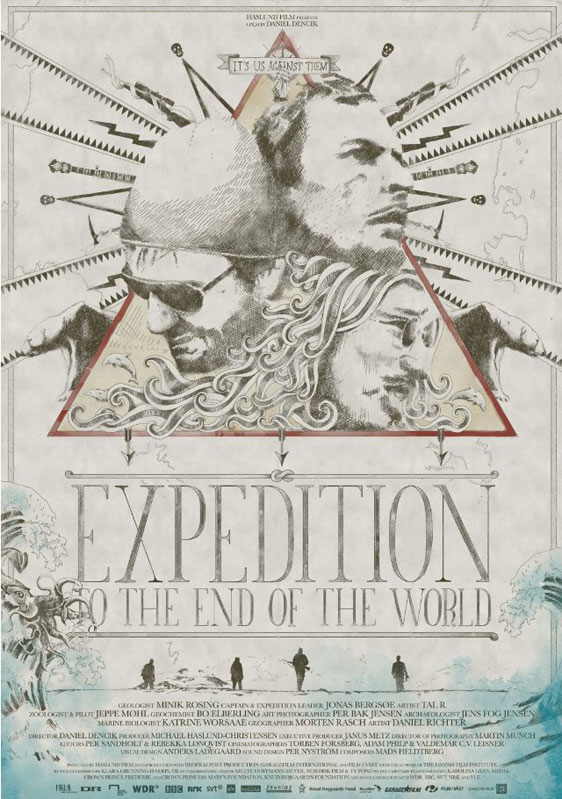 The Expedition To The End Of The World Poster #1