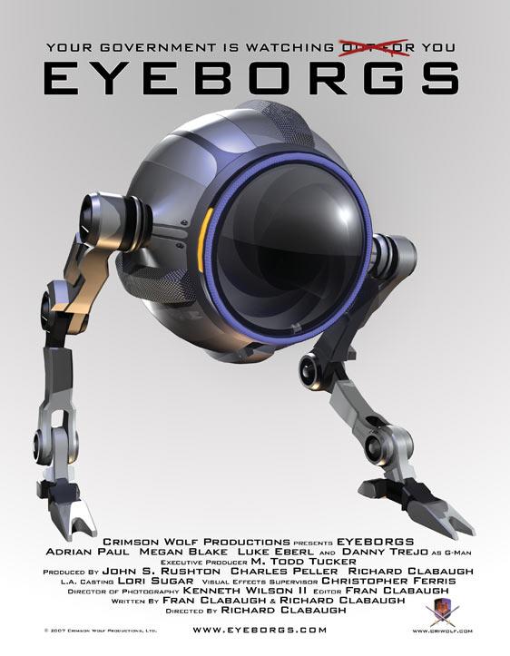 Eyeborgs Poster #1