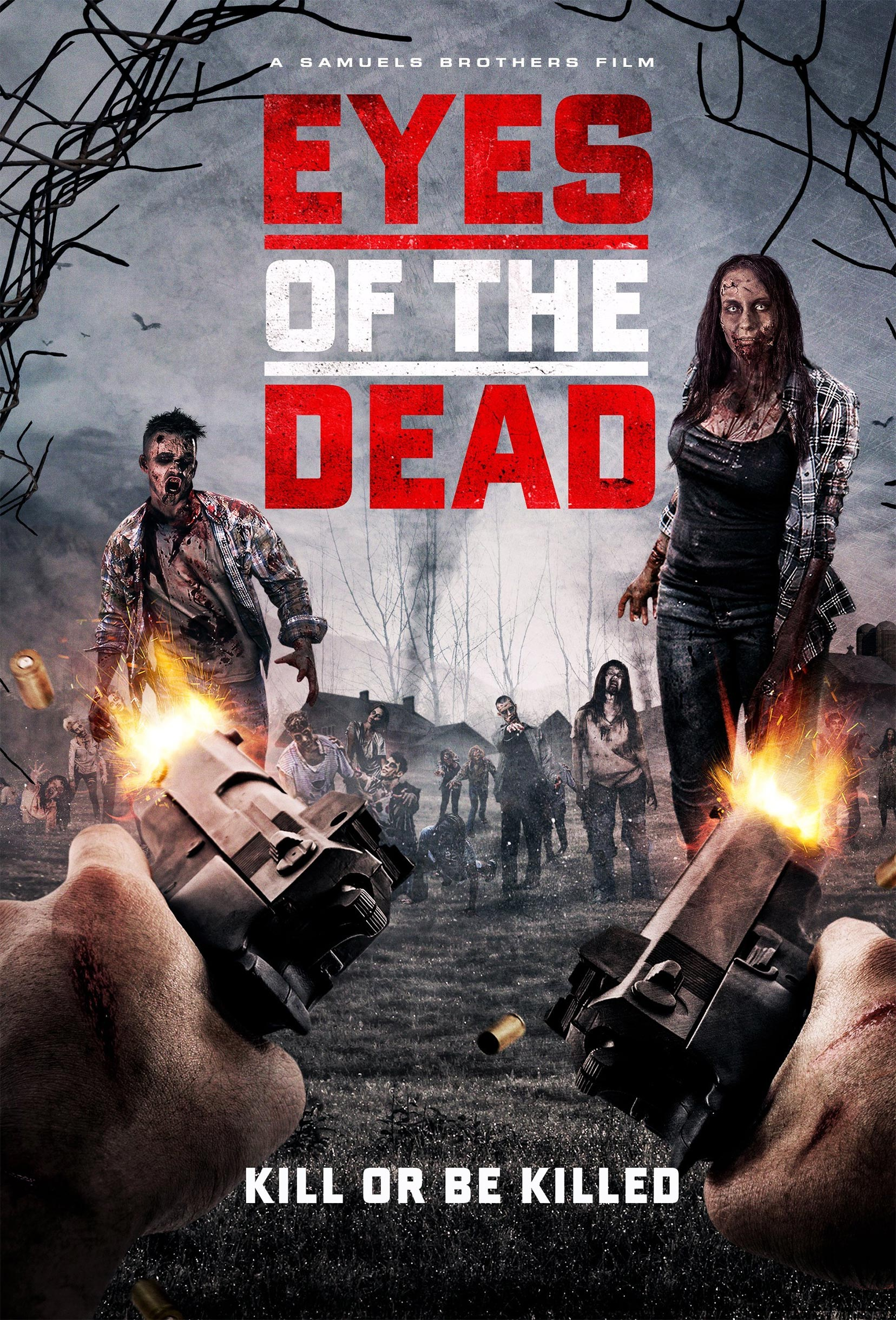 Eyes of the Dead Poster #1