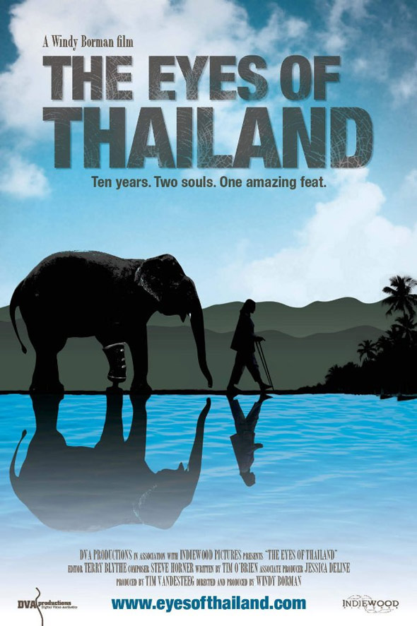 The Eyes of Thailand Poster #1