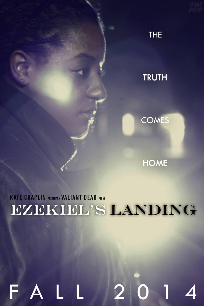 Ezekiel's Landing Poster #1