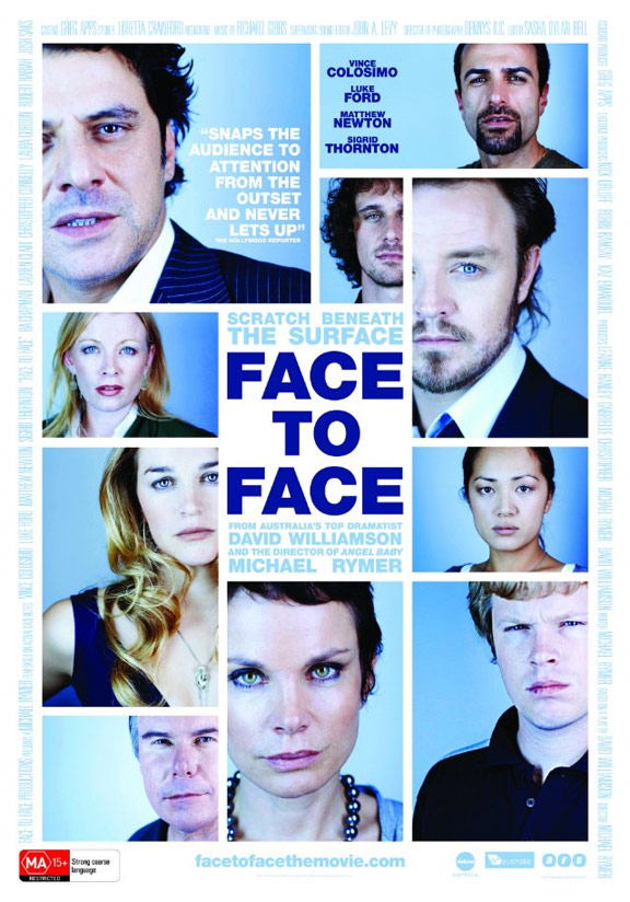 Face to Face Poster #1