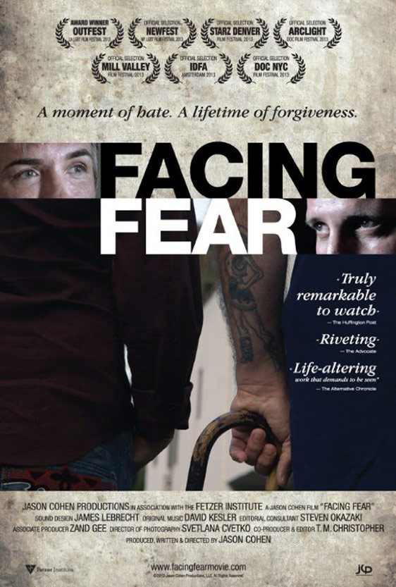 Facing Fear Poster #1
