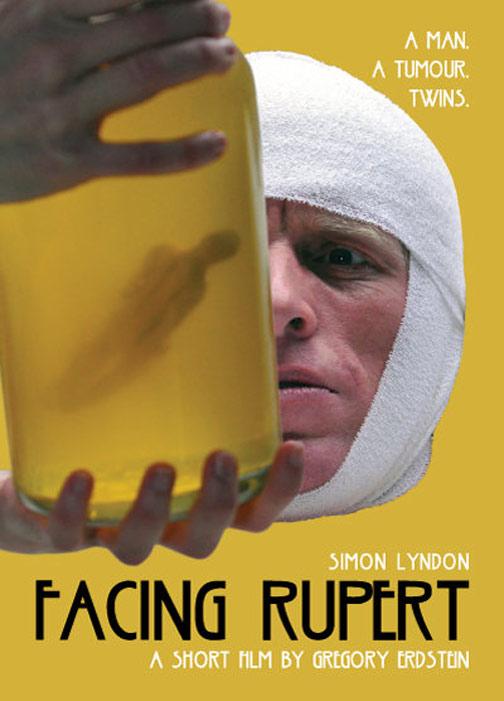 Facing Rupert Poster #1