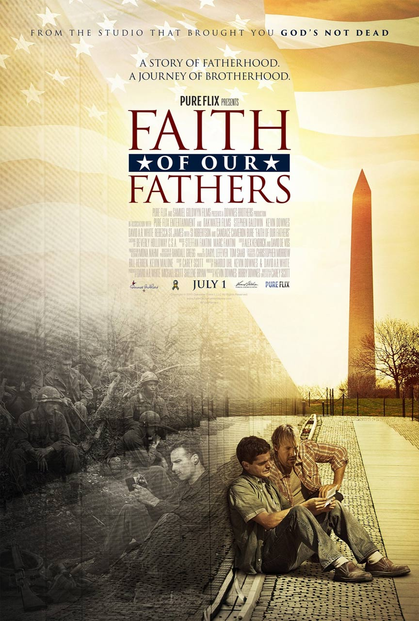 Faith of Our Fathers Poster #1