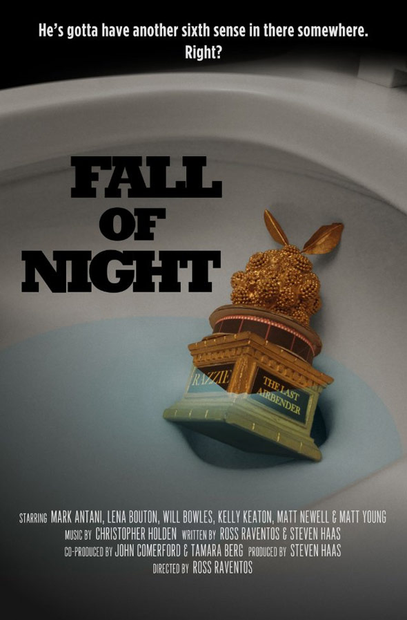 Fall of Night Poster #1