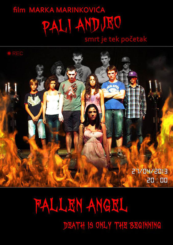 Fallen Angel (Pali Andjeo) Poster #1