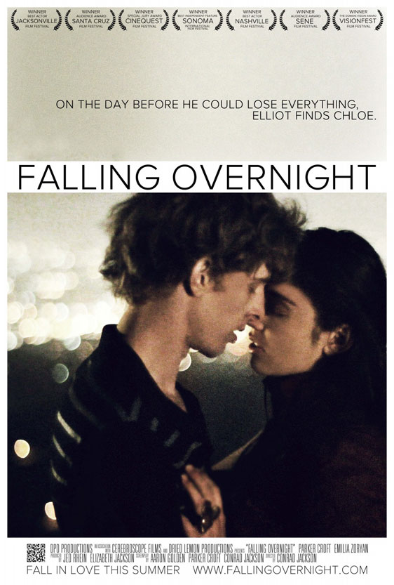 Falling Overnight Poster #2