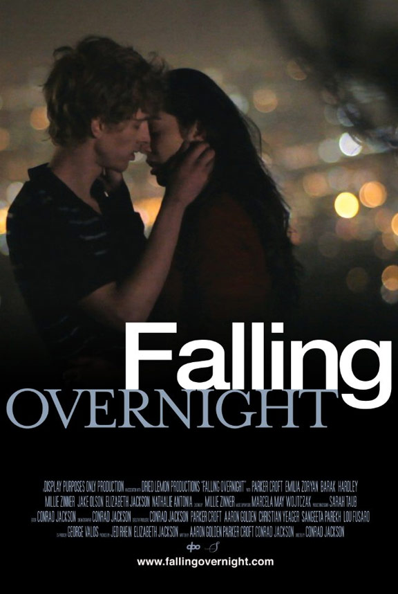 Falling Overnight Poster #1
