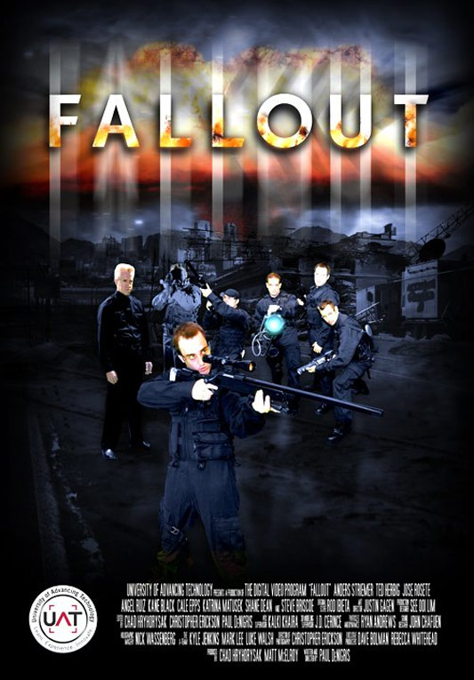 Fallout Poster #1