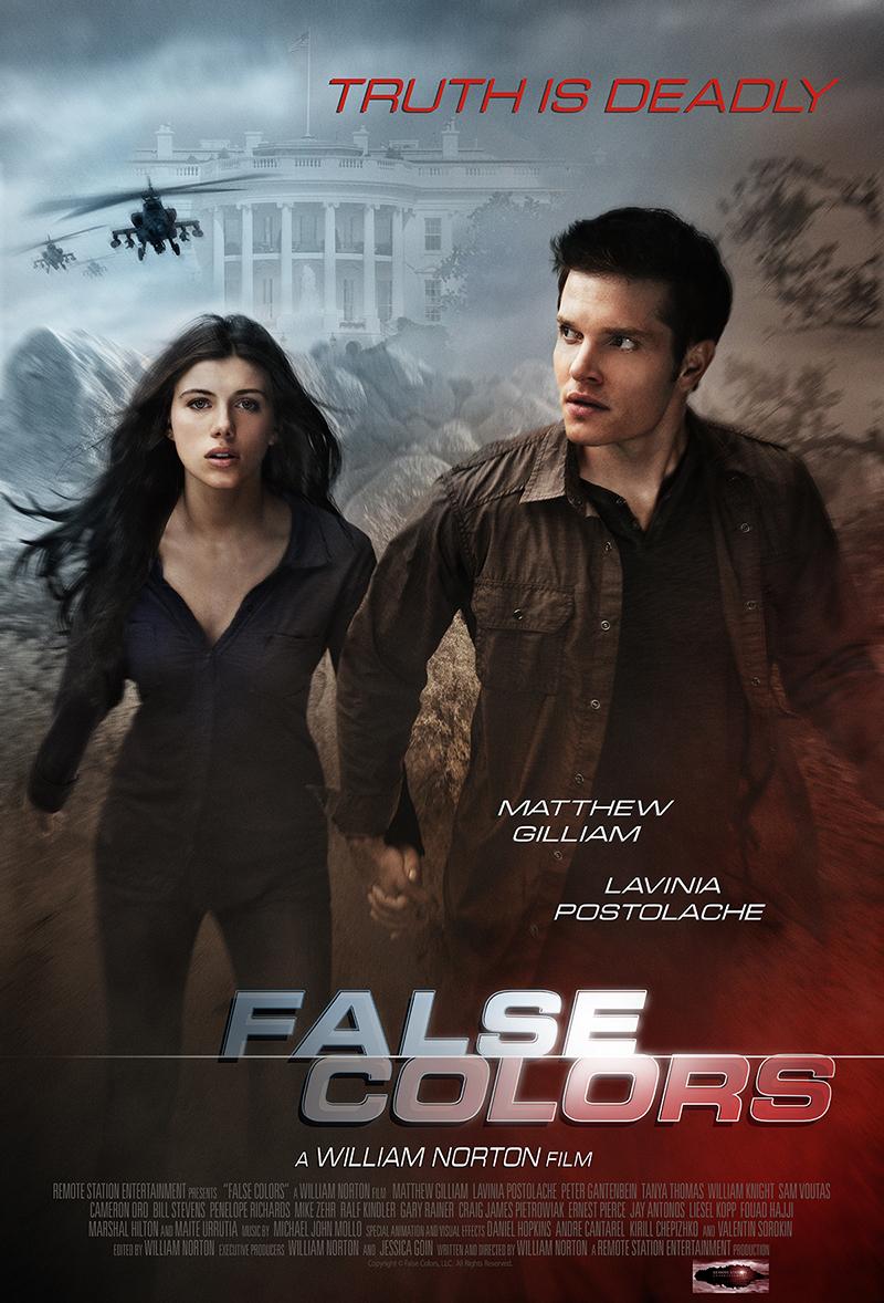 False Colors Poster #1