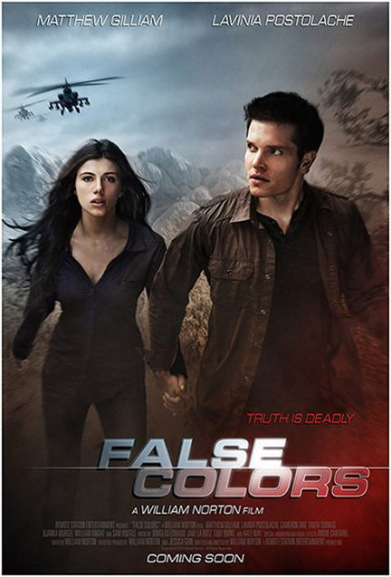 False Colors Poster #1