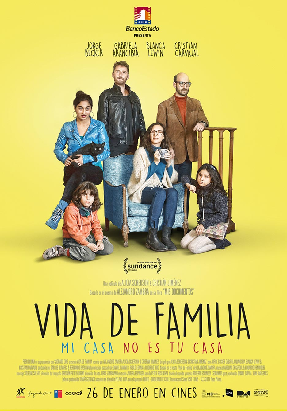 Family Life Poster #1