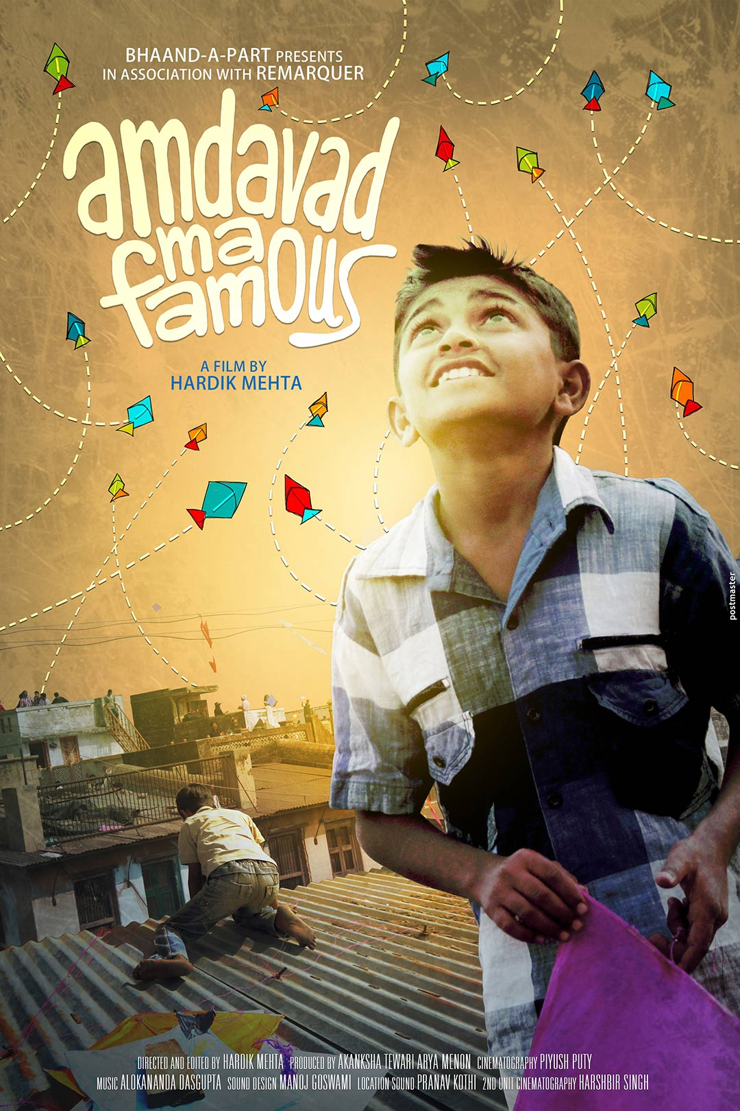 Famous In Ahmedabad Poster #1