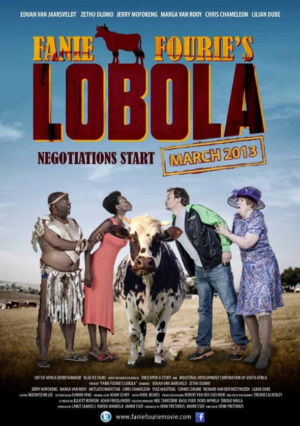 Fanie Fourie's Lobola Poster #1