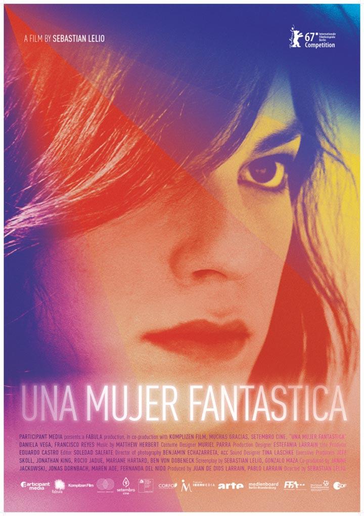 A Fantastic Woman Poster #1