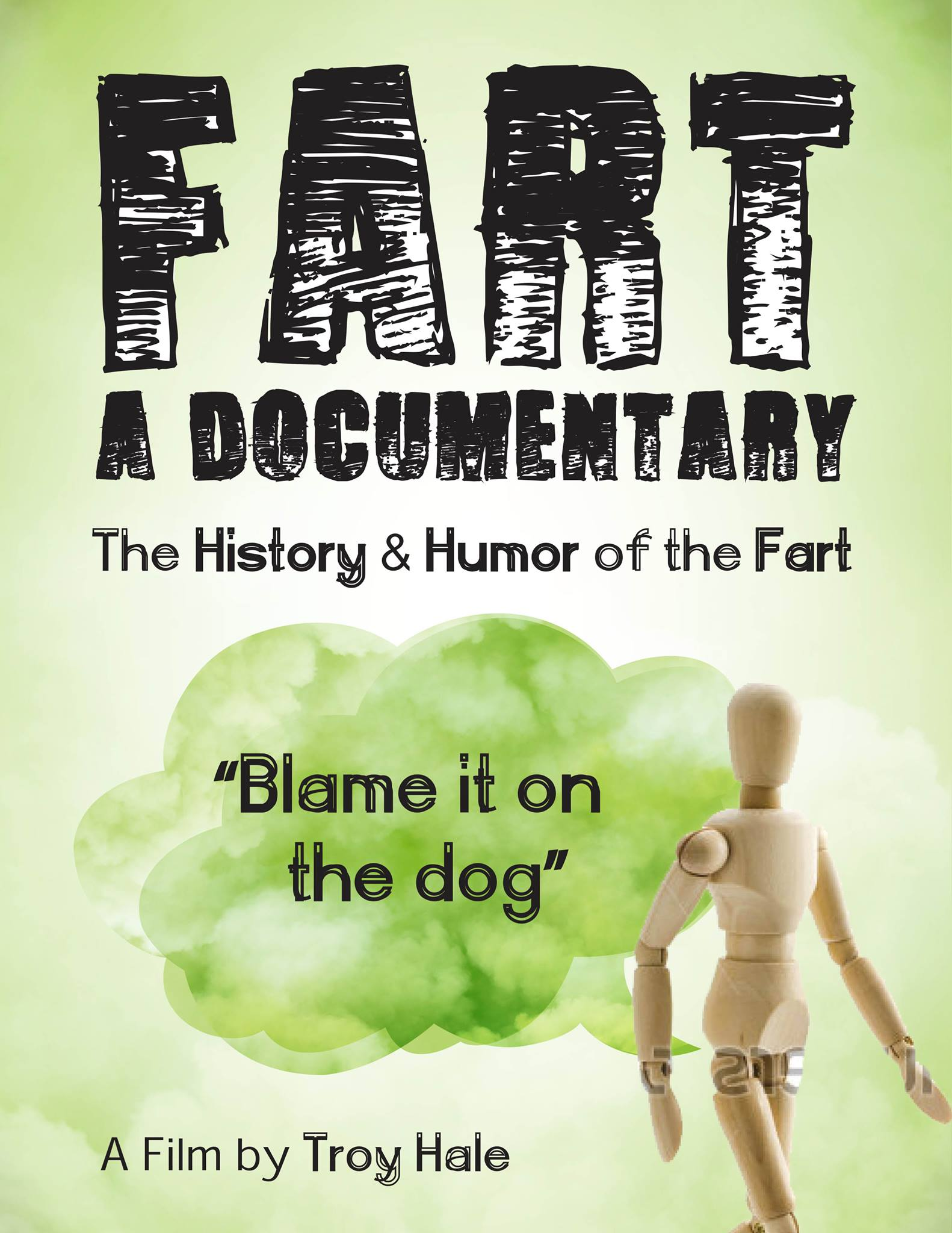Fart: A Documentary Poster #1