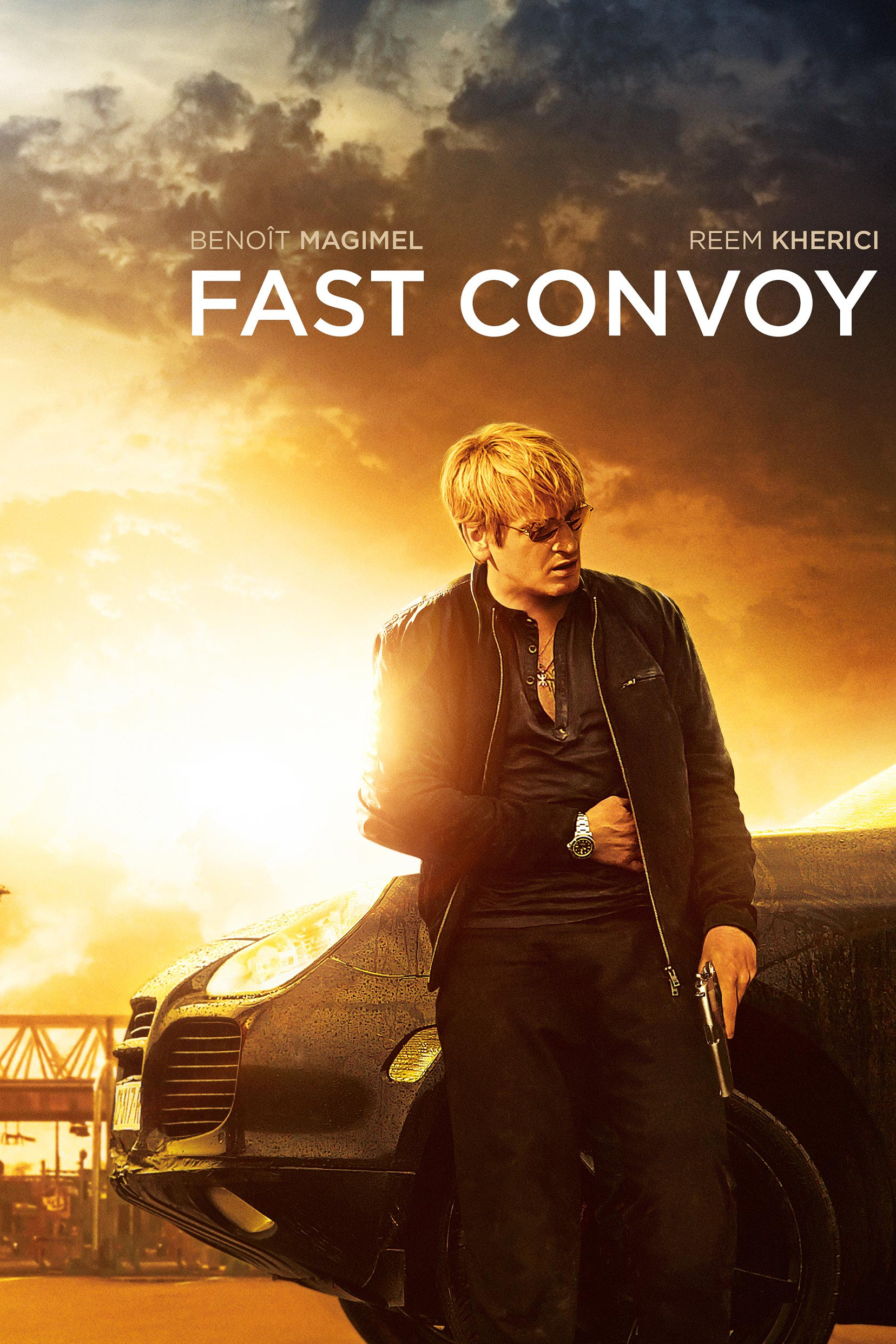 Fast Convoy Poster #1