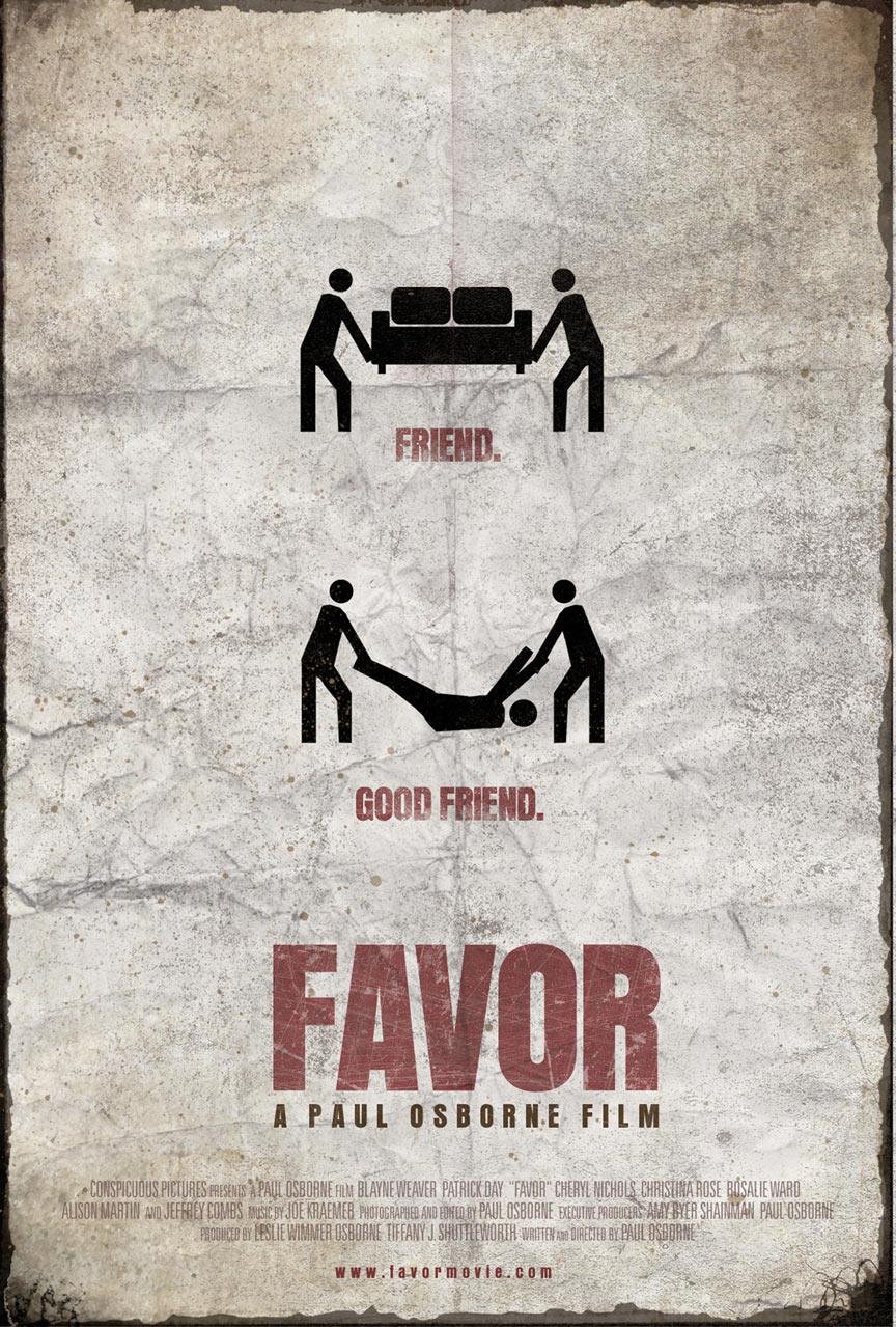 Favor Poster #2