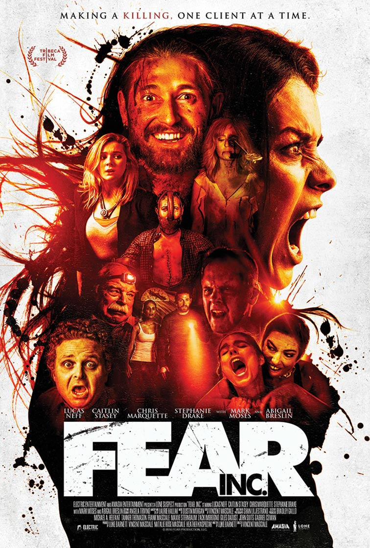 Fear, Inc. Poster #1