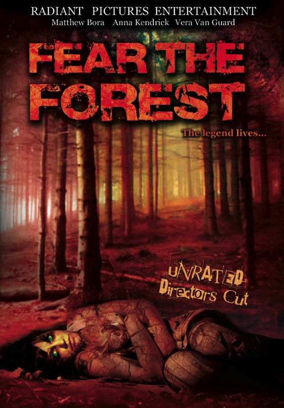 Fear the Forest Poster #1