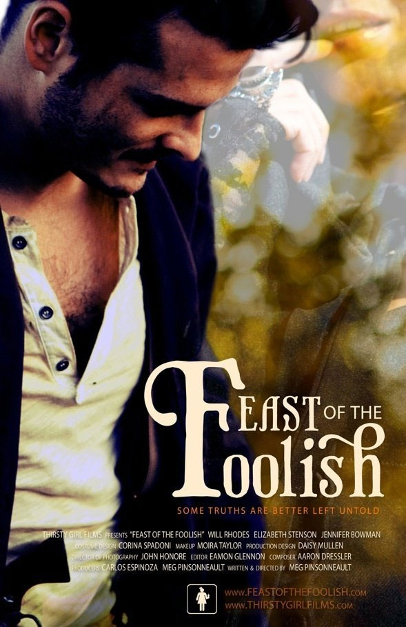Feast of the Foolish Poster #1