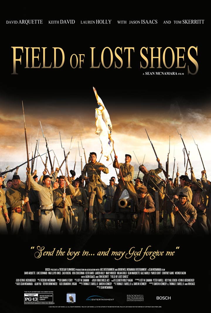Field of Lost Shoes Poster #1