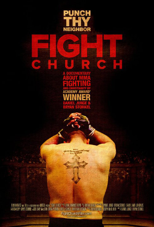 Fight Church Poster #1