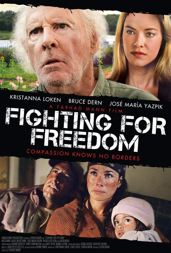 Fighting for Freedom Poster #1
