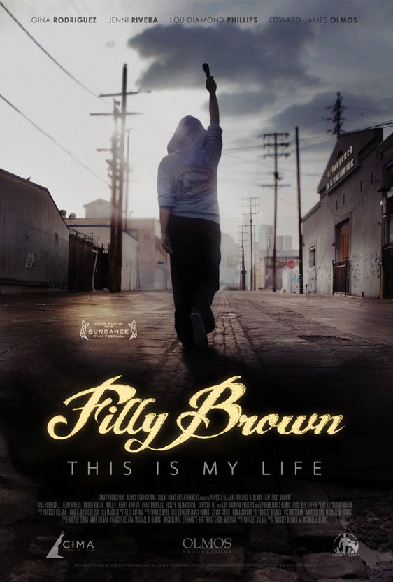Filly Brown Poster #2