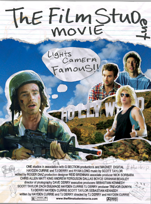 The Film Student Movie Poster #1