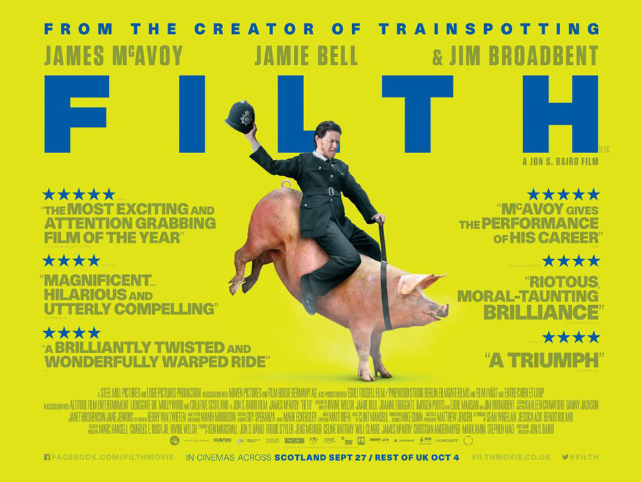 Filth Poster #2