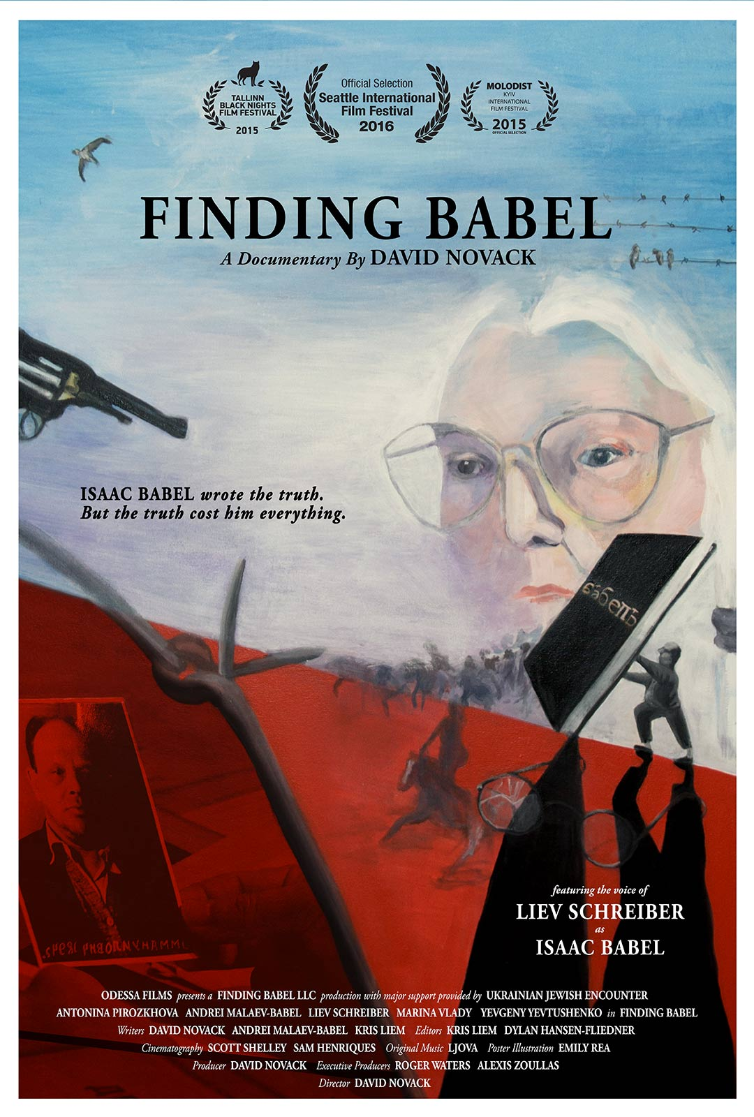 Finding Babel Poster #1