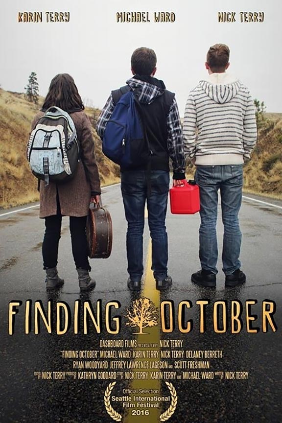 Finding October Poster #1
