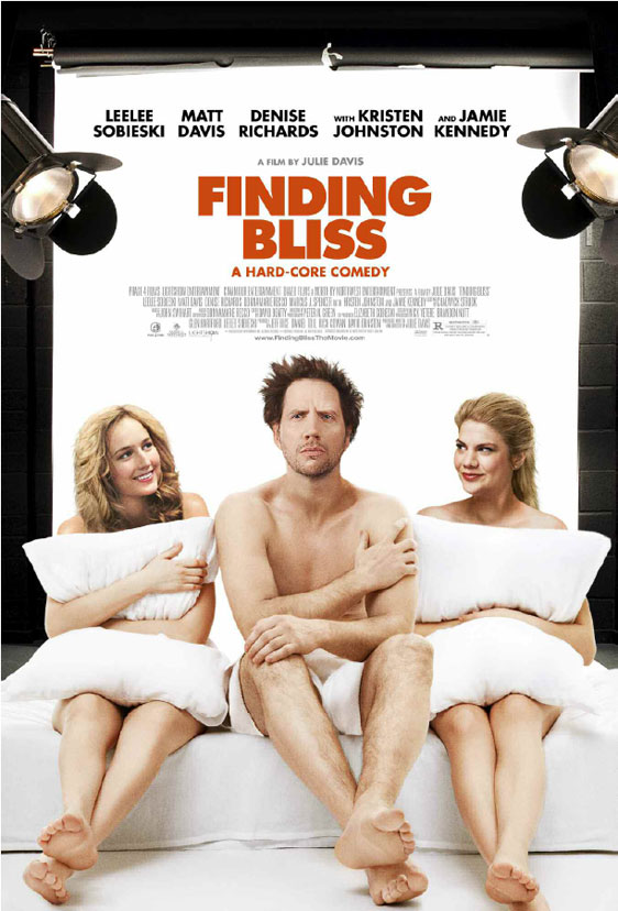 Finding Bliss Poster #1