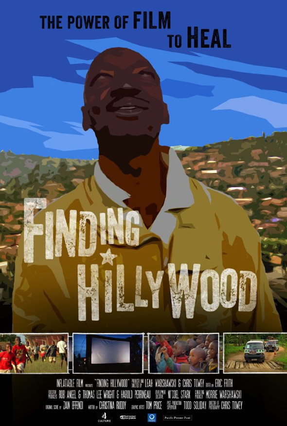 Finding Hillywood Poster #1