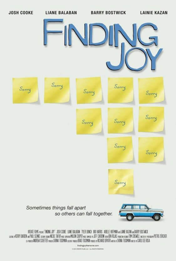 Finding Joy Poster #1