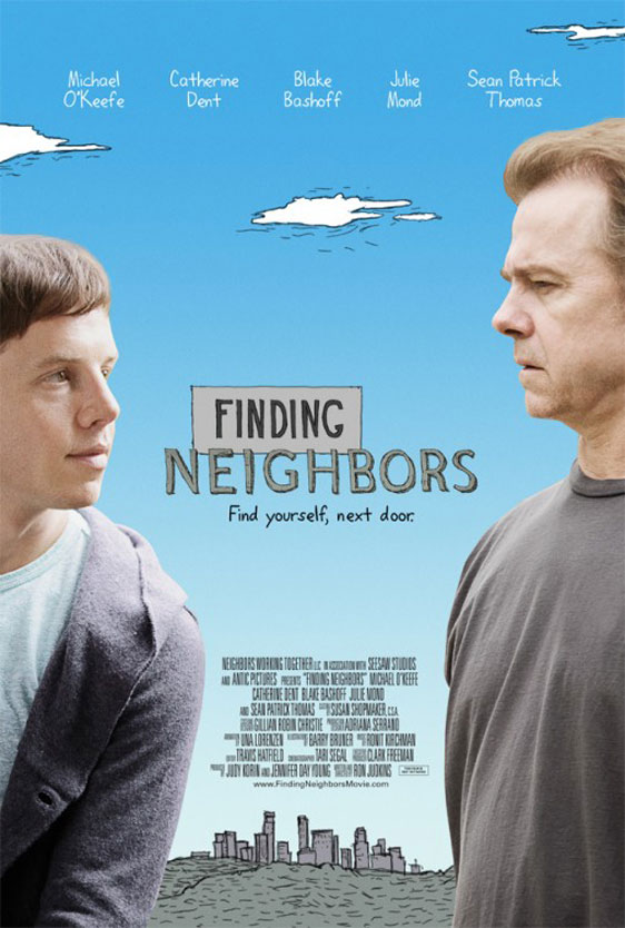 Finding Neighbors Poster #1